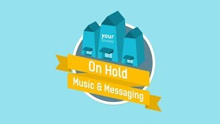 how on hold messaging works