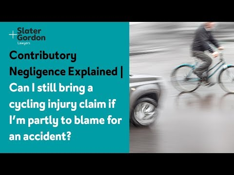 Contributory Negligence Explained | Cycling Injury Claims