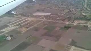 Amritsar Airport...(landing)