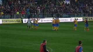 SFC Opava x Baník Ostrava 11.11.2018 konec utkání