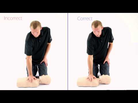 Spotting The Error In A CPR Instructor Course