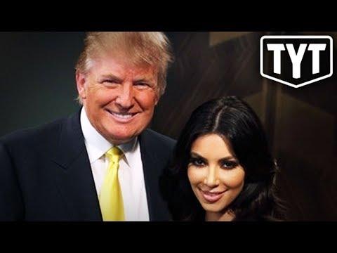 Kim Kardashian and Donald Trump Do Something Wonderful