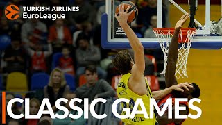 Classic Games, 2017-18 RS R8: CSKA Moscow-Fenerbahce Istanbul