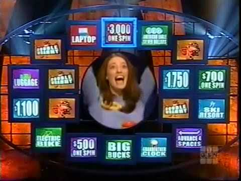 The whammy game