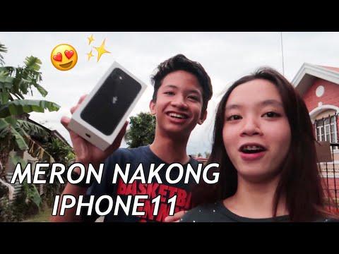 MAY IPHONE 11 NA SI CHOLO (NATUPAD DIN SAWAKAS)
