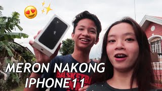 MAY IPHONE 11 NA SI CHOLO (NATUPAD DIN SAWAKAS)