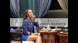 Royal Mansour, Marrakech TRAILER - Luxury Hotel review with InspectorLUX - Millionaire lifestyle