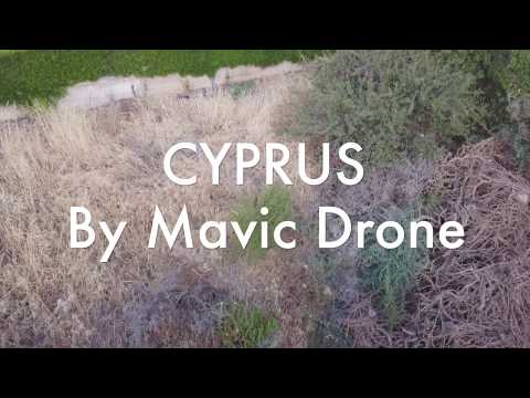 Cyprus drone movie