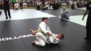 Jackson Larner, Art of jiu jitsu Vs. Tim Misner, Paul Silva BJJ- Carlson Gracie