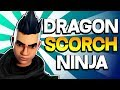 OVERPOWERED? RARE Dragon Scorch NINJA - Fortnite Save the World PVE 2018