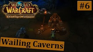 World of Warcraft på svenska - #6 - Dungeon - Wailing Caverns