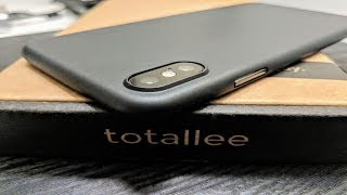 iPhone XS MAX case - Totallee thin!