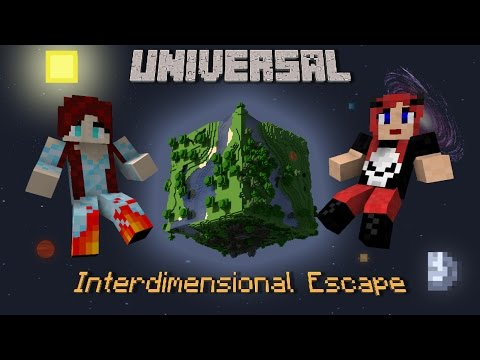 MY FIRST ME SYSTEM | Universal Interdimensional Escape #23 - Minecraft