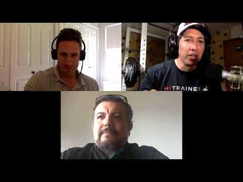 D&D Fitness Radio Podcast - Episode 019 - Carl Valle:  Making Use of Fitness Technology