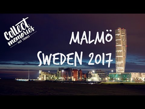 Malmö - Sweden 2017 | Cinematic travel video