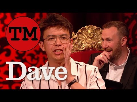 Taskmaster S7 EP5 | Exclusive Outtake | Alex Horne Steals Phil Wang's Joke | Dave