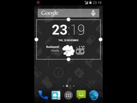 Sony Ericsson Live With Walkman - Android KitKat 4.4 (CyanogenMod 11.0)