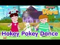 Hokey Pokey Dance Song | Nursery Rhyme | Lagu Anak Channel