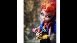 Sisters Wolf Клодин Вульф и Хоулин Вульф Monster High
