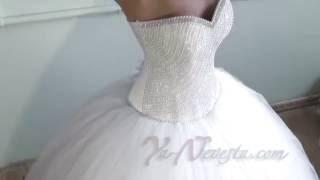 Свадебное платье - великолепная классика от свадебного салона