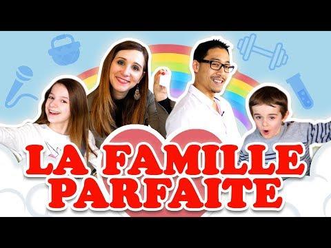 LA FAMILLE PARFAITE ! - ANGIE LA CRAZY SÉRIE