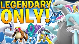 MINECRAFT PIXELMON LEGENDARY ONLY LUCKY DIP CHALLENGE