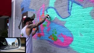 Domo and Teknyc paint LA
