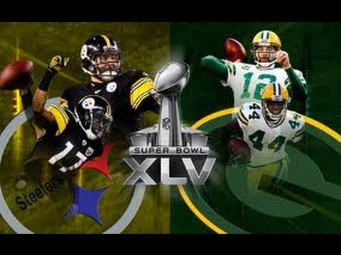 Green Bay Vs Steelers Super Bowl