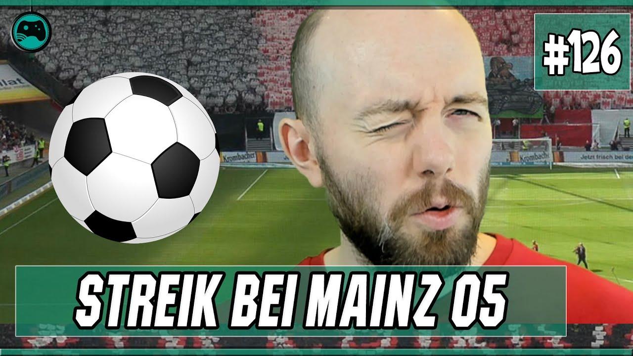 Spielerstreik bei Mainz 05 | Fußball Freitag 126
