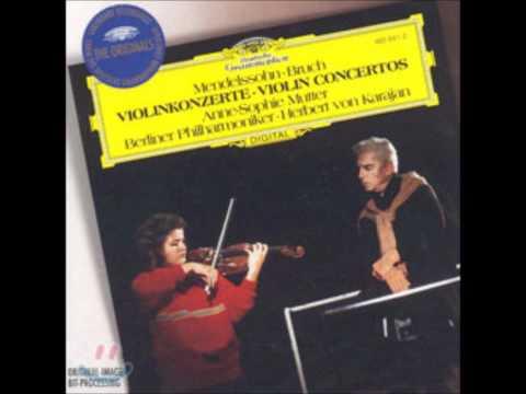 Anne Sophie Mutter Mendelssohn Violine op,64~1