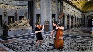 Karolina Radovani & Daniel Nix: Johan Halvorsen - Passacaglia in G minor on a Theme by Handel
