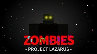 Project Lazarus (call of duty but in roblox)
