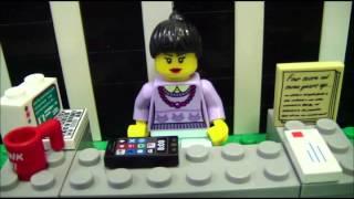 Lego Мультфільм Місто Х - 3 сезон (2 серія)