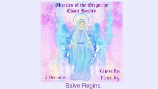 """Salve Regina from """"Miracles of the Gregorian Chant Rosary"""" with words to follow [Ave Maria Records]"""