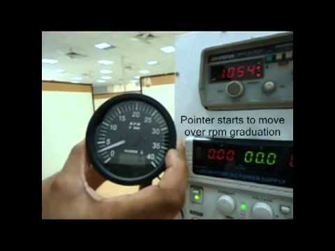 Alternator driven tachometeravi youtube alternator driven tachometeravi asfbconference2016 Image collections