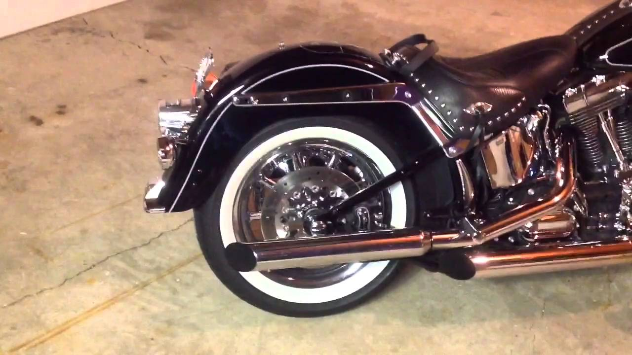 Harley Davidson Saddlebags >> Harley Davidson Softail detachable saddlebag conversion ...