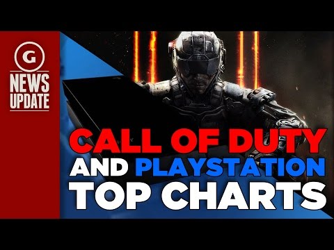 PS4 and Call of Duty Top Best-Seller Lists in 2015 - GS News Update