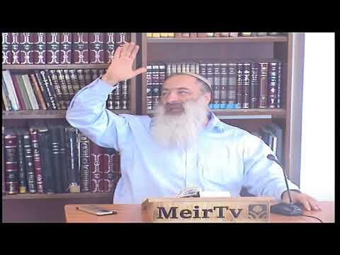 Pesaj:la libertacion de Israel  (Rav  David Shalem)