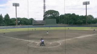 平成29年度学総・川越市予選準決勝 初雁中戦3/3
