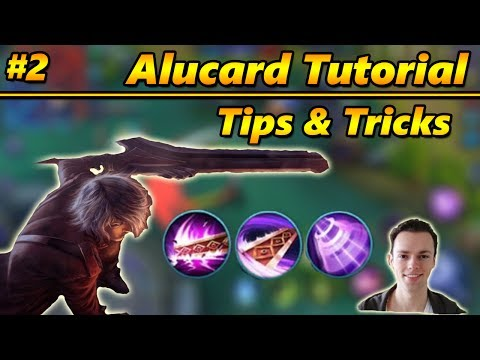 Mobile Legends Tutorial: Alucard Tips and Tricks #2