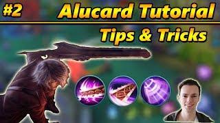 Mobile Legends Tutorial: Alucard Tips and Tricks #2
