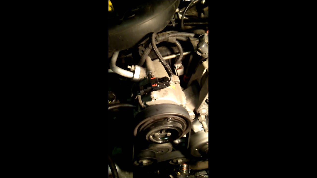 How to replace thermostat on a dodge nitro 37L YouTube – Dodge 3.7l Engine Diagram