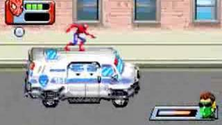 Let's Play Spiderman 3 GBA Part 2