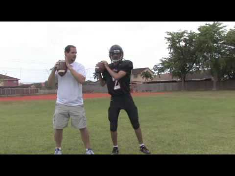 How to Pass an American Football