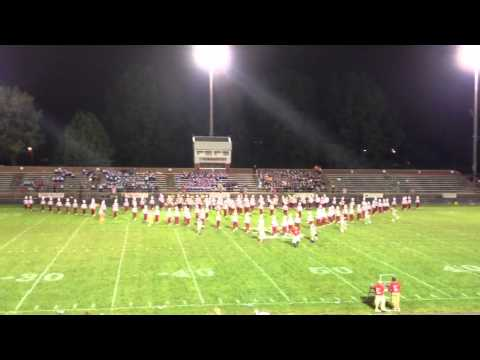 Dover High School Marching Band