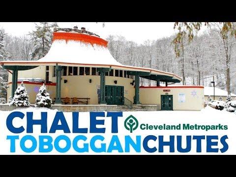 Chalet Toboggan Chutes - Strongsville Ohio