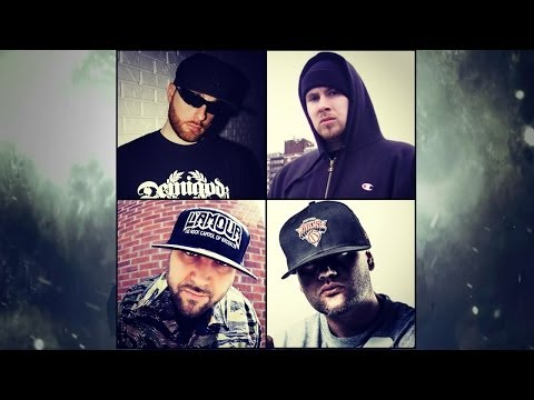 Snowgoons - Black Snow 2 ft Apathy, Sicknature, Celph Titled & Ill Bill (Official) w/ Lyrics