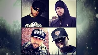 Repeat youtube video Snowgoons - Black Snow 2 ft Apathy, Sicknature, Celph Titled & Ill Bill (Official) w/ Lyrics