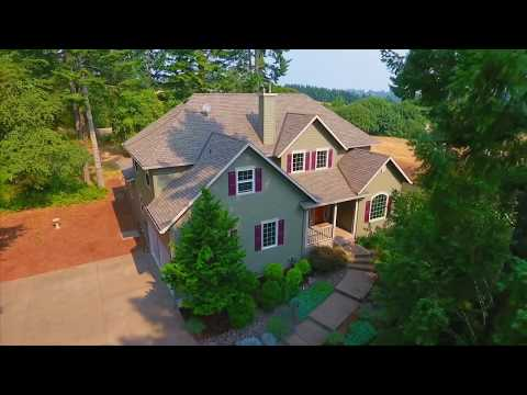Beautiful Country Home in Silicon Forest ~ Video of 35711 SW Orchaedia