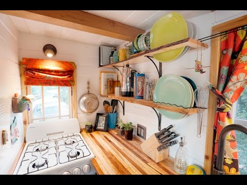 Tiny House Expedition Takes Using Reclaimed Materials